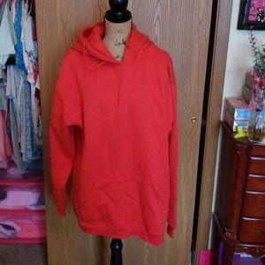 Nwt large red hoodie.